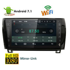 Android 7.1 Headunit Radio Auto GPS for Toyota Tundra 2007-2013 Navi Wifi Stereo