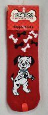 Disney 102 Dalmatians Slipper Socks Toddler Red
