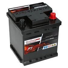 Autobatterie F1 DIVINE 12V 40Ah 330A/EN TOP QUALITÄT Starterbatterie