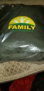 """Family Accessories Riding Lawn Mower Cover, for Ride On Tractor, Up to 54"""" Deck"""