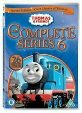 DVD TV Show Thomas The Tank Engine and Friends Series 6 R2 PAL