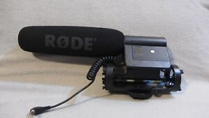 RODE VideoMic On-Camera Hypercardioid Microphone