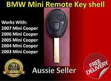 Remote Key Shell Replacement For 03-07 BMW Mini Cooper Key Shell Replacement