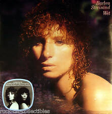 Barbra Streisand 1979 Wet Original Promo Poster