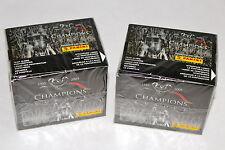 Panini CHAMPIONS OF EUROPE 2005 05 - 2 x DISPLAY BOX CAJITA sealed/OVP