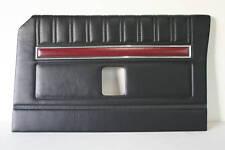 FORD XY FALCON GT BLACK REPRODUCTION DOOR TRIMS