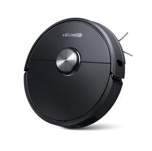 Roborock S6 Pure Robot Vacuum &  MOP Multi-floor Mapping WiFi Connected Black