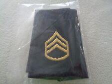 (a30-6) us épaule clapets shoulder bord sergent brièvement ORG emballé ty1