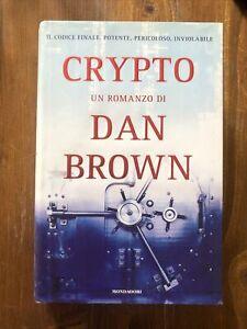 Dan Brown - CRYPTO - Mondadori
