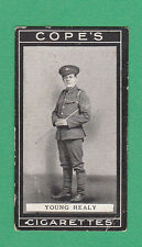 COPE  BROS.  &  CO.  LTD.  -  RARE  ARMY  BOXER  CARD  -  NO. 102  -  1915