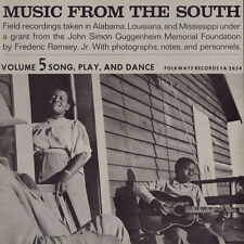 Vol. 5-Song Play & Dance - Music From The South (2009, CD NIEUW) CD-R