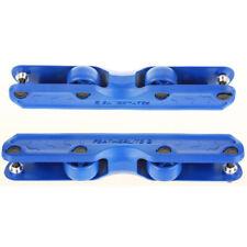 Ground Control FLT 2 Blue Frames for Aggressive Inline Skates