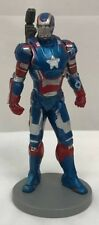 Disney Store Avengers IRON PATRIOT FIGURINE Cake TOPPER Marvel Toy NEW