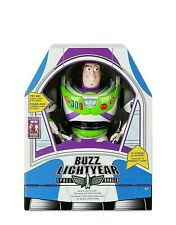 """Disney Store Toy Story 4 Buzz Lightyear Interactive Talking Action Figure 12"""""""