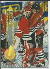 94-95 Pinnacle Rink Collection Parallel Ed Belfour #42 Blackhawks