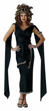 MEDUSA Womens Costume Greek Myth Goddess Grecian 12-14 DISGUISE