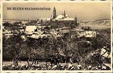 Meissen Meißen Sachsen AK 1940 Neujahrsgrüße Neujahr Winter Schnee Verlag Rothe