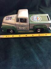 Milwaukee Bucks Collectible Truck Bank