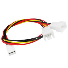 AAB Cooling C7 - Lüfter Y Adapter Kabel Splitter 3-Pin auf 2 x 3-Pin - 30cm