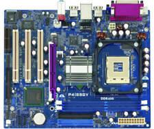 Schede madri socket 478/n Ethernet (RJ-45) per prodotti informatici da 2 memory slot