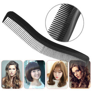Curved Design Cutting Comb Hair Hairdressing & Barbers Salon Professional Combs