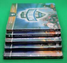 New : Smart Parts World Paintball Championships 2006 Dvd Set Espn 2 (B13)