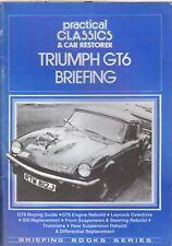 TRIUMPH GT6 MK1 MK2 MK3 ( 1966 - 1973 ) MECHANICAL & BODYWORK RESTORATION GUIDE