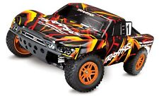 Traxxas Slash 4X4 RTR 4WD Brushed Short Course Truck Battery DC Charger (Orange)