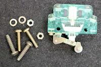 SCHALTBAU Schnappschalter Micro switch S826e/I Ui=380VAC Ith2=10A Gewicht 100g
