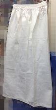 Terry Waffle Shower Bath Spa Wrap Spa Bath White - One Size