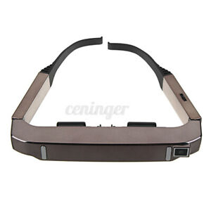 VISION-800 3D Goggles Video Glasses Android 4.4 MTK6582 1G/2G 5MP AC WIFI AU