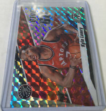 KYLE LOWEY 19-20 PANINI MOSAIC INSERT GIVE AND GO SILVER MOSAIC #13 RAPTORS