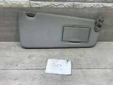 FORD S-MAX 2007 5DR MANUAL FRONT DRIVER SIDE RIGHT SUN VISOR GREY