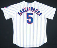Nomar Garciaparra Chicago Cubs Majestic Authentic MLB Baseball #5 Jersey 56