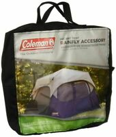 Coleman 6Person Instant Tent RAINFLY ACCESSORY ONLY 10'X9' Sleep Camping Outdoor