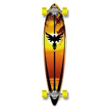 Yocaher Complete Sunset Pintail Longboard