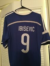 Vedad Ibisevic Jersey Number 9 Size Xl