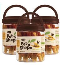 New listing 3 Pack Lot, Pet 'n Shape Chik 'n Skewers 3Lb Total (3 x 16oz) Dog Treats.