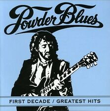Powder Blues Band, P - First Decade: Greatest Hits [New CD]