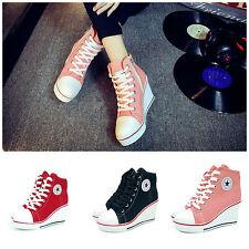 Attractive Heel Sneaker