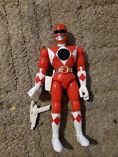 Mighty Morphin Power Rangers Red Ranger 1991 Vintage