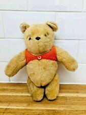 Gabrielle Designs Disney Bear Winnie The Pooh Vintage Jointed Teddy Bear