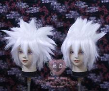 Cosplay Kostüme Anime Naruto Kakashi Perücke Weiß Kostenloser Versand HDA1001