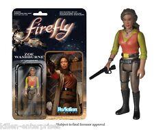 Firefly - Zoe Washburne Funko ReAction Action Figure 2014