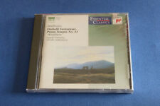 "CD BEETHOVEN ""SONATE PIANO N°21 / VARIATIONS DIABELLI"" D. VARSANO / SONY, NEUF"