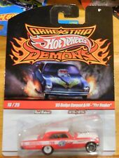"Hot Wheels Drag Strip Demons '65 Dodge Coronet A/FX- ""The Honker"" 1:64 Diecast"