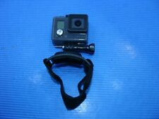 GoPro HERO Camcorder CHDHA-301 HWBL1 Gray with case and helmet mount