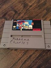 Mario Paint Super Nintendo SNES Game Cart Works SN1