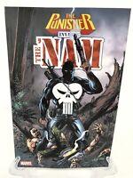 The Punisher Invades The 'Nam Vietnam Marvel Comics TPB Trade Paperback NEW