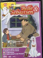 dvd BELLE E SEBASTIEN HOBBY & WORK numero 17